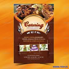 Free Catering Menu Template 24 Great Restaurant Food Menu Print Templates 24 Catering menu 1