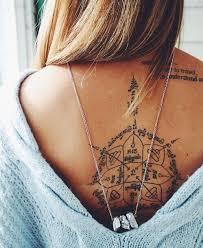 Tattoo Back Tattoo Na Zádech Barča Matisková
