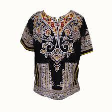 African Print Men S Shirt Designs Fashion Design 100 Cotton New Arrival African Print Dashiki Clothing Short Sleeve Dashiki T Shirt For Men