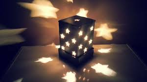 How To Make A Starry Cardboard Lampshade Diy Home Tutorial Guidecentral