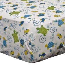 cocalo bedding sets turtle reef 9 piece baby crib bedding set w per by