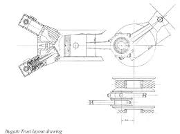 bugatti aircraft association ettore bugatti the bugatti trust holds 19 drawings for the type 67 from which that project has long been identified as a v16 aero engine of 1939