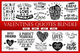 I think my friends will love them for their party! Valentines Quote Bundle Graphic By Subornastudio Creative Fabrica Valentine Quotes Valentines Svg Download Valentines