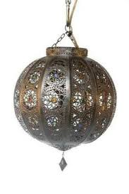 moroccan lighting pendant. for more dining room design ideas go to domino moroccan lighting pendant