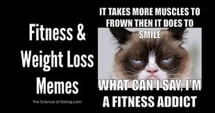 Fitness & Weight Loss Memes - The Science Of Eating via Relatably.com