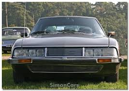 Simon Cars - Citroen SM