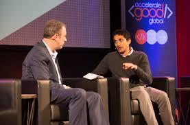 Premal Shah of Kiva on Increasing Risk in the World of Microfinance - Fast  Forward