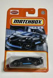 Enter the hypercar era at matchbox! 2021 Matchbox 2018 Bugatti Divo Gvx49 4b10 New Variation Contemporary Manufacture Fireszone Toys Hobbies
