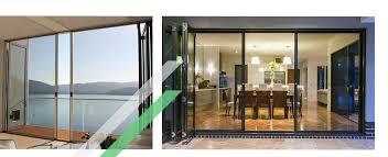 vistaview large opening retractable screen doors