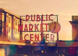 Small Picture Seattle Pikes Place Market Photo Farmers Market