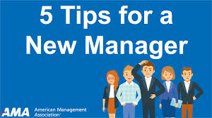 Tips To Become A Successful New Manager Youtube