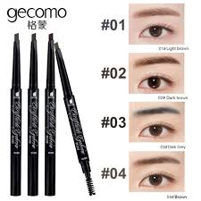 4 Colors Eyebrow Tattoo Pen Eyebrow Enhancer Tools Fine Sketch Liquid Eyebrow Pencil Eye Brow Pencil Long Lasting Cosmetics