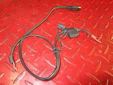 tender in motorcycle parts honda yamaha suzuki kawasaki battery tender wire plug cable wiring harness