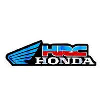 honda motorcycle racing logo.  Racing Image Is Loading HRCHONDABLUEWINGLOGOCARMOTORCYCLEBIKE On Honda Motorcycle Racing Logo R