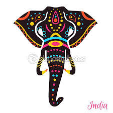 colorful elephant drawings. Fine Colorful Stock Vector Of Indian Elephant Vector Art By Dashikka From The Collection  IStock Get Affordable At Thinkstock And Colorful Elephant Drawings L