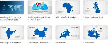 powerpoint map templates powerpoint map templates using maps in powerpoint presentations free
