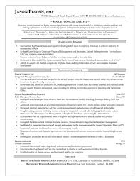 financial analyst resume template financial analyst resume financial analyst resume template