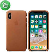 apple iphone x leather case loading