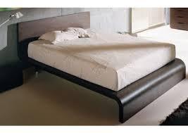 modern platform bed. Canyon Cappuccino Oak Modern Platform Bed