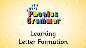 A collection of downloadable worksheets, exercises and activities to teach jolly phonics, shared by english language teachers. Learning Letter Formation In Jolly Phonics Youtube