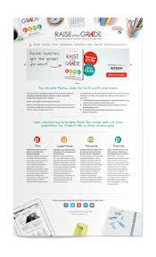 responsive website design for raise your grade raise your grade wordpress website