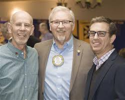 """Cebron Walker on Twitter: """"Great time with Gary Pevey of @WealthDesignGP  and his awesome #Rotary group. These guys are doing good things all over  the place. And they're a hoot to hang"""