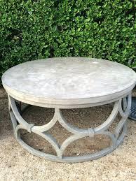 outdoor patio coffee table medium size of coffee round coffee table metal patio coffee table black