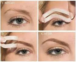 eyebrow shaping tutorial. eyebrow shaping tutorial