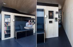 all in one furniture. Moormann\u0027s Kammerspiel Is All-in-one Living Cube All In One Furniture P