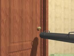 open locked bathroom door with hole. open locked bathroom door with hole d