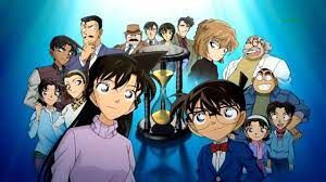 The Son Of A World Famous Mystery Writer, Jimmy Kudo, Has Achieved His Own  Notoriety By Assisting The Lo… | Detective conan wallpapers, Conan movie, Detective  conan