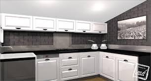Idee Deco Cuisine Noir Blanc Gris