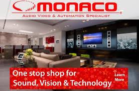 home theater design and installation monaco av solution center