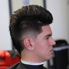 Amazing Hair Style For Men 24 men fohawk haircut ideas designs hairstyles design trends 8884 by stevesalt.us