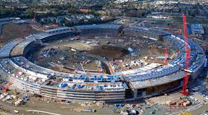 cupertino apple office. Drone Shows Apple \u0027spaceship\u0027 Campus Set For End Of Year Completion (VIDEO) \u2014 RT US News Cupertino Office E