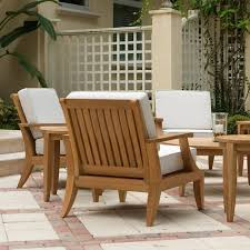 picture of laa teak lounge chair 12152dp