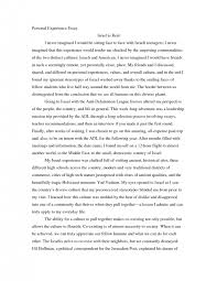 cover letter essay about experience essay about experience at the  cover letter experience writing essay how to write a personal vsu cecqessay about experience