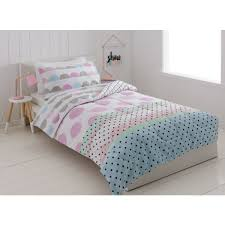 memphis comforter set single bed kmart