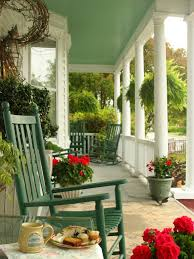 Decorating With Green Front Porch Decorating Ideas From Around The Country Diy