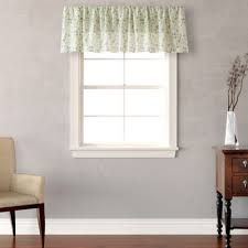 Buy Quilted Valance from Bed Bath & Beyond & Laura Ashley® Spring Bloom Window Valance in Medium Blue Adamdwight.com