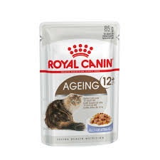 <b>Royal Canin Ageing 12</b>+ Senior In Jelly Wet Cat Food 12 x 85g | Zoom