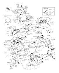 2016 kawasaki versys 650 abs cowling parts best oem cowling parts rh bikebandit ninja 250 wiring diagram ninja 250 wiring diagram