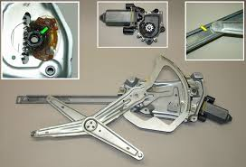 bmw e e window regulator and motor replacement series figure