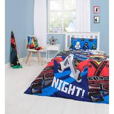 338425 lego ninjago reversible duvet set 3