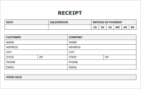 receipt blank blank money order template and blank receipt template sample vlashed