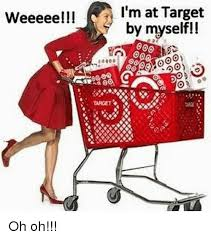 Image result for target shopping memes