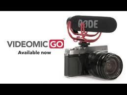 <b>Микрофон Rode</b> VideoMic GO накамерный купить в ...