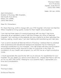 Cover Letter Examples Medical Cover Letter Examples For Medical Jobs