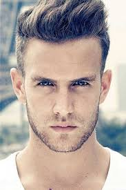 short haircuts for men with thick hair photo 1