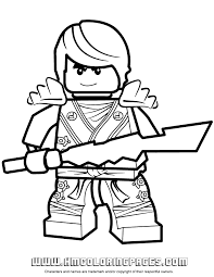 Small Picture Lego Ninjago Coloring Pages Cole ZxNinjagoPrintable Coloring